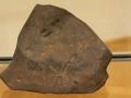 Kamenný meteorit Uhrovec je chondrit petrologického typu L6. Nález 5,07 kg meteoritu z okolia Uhrovca v južnej časti Strážovských vrchov pochádza z roku 2012. Viac info na: http://www.mineralogickaspolocnost.sk/esemestnik/Esemestnik-2014-01.pdf