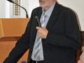 Igor Petrík prednáša o výskume kryštalinika Západných Karpát na GlÚ SAV