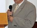 Jozef Michalík prednáša o biostratigrafickom výskume Západných Karpát na GlÚ SAV