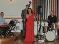 Vystúpenie Jazz Bandu Hanky Gregušovej