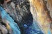 Tabula_22  Vydobyté priestory Cu ložiska, štôlňa Jacobi-Langitka, Ľubietová