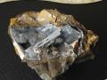 Tabula_17  Chalcedon v dutine limonitu, Fe ložisko Jamešná, Ľubietová