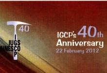 Štyridsať rokov práce Medzinárodných geovedných programov UNESCO
