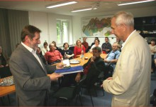 Ocenenie významnému geochemikovi slovenského pôvodu